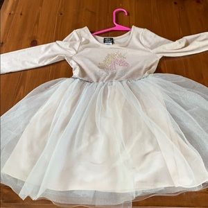 Other - Pink unicorn 🦄 tulle dress sz 8